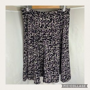 - Christopher and Banks floral skirt